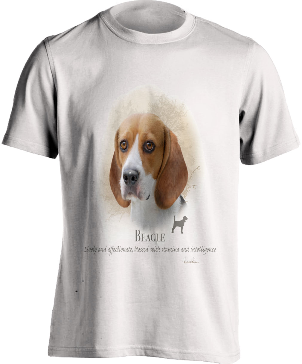 Beagle Dog T Shirt