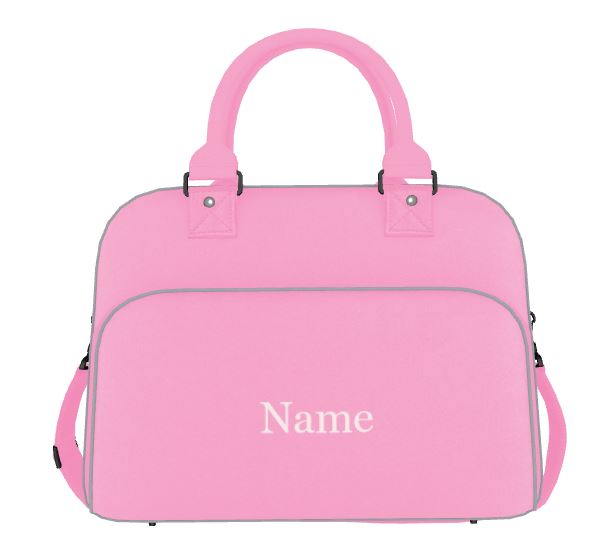 Junior dance bag With Embroidered Name