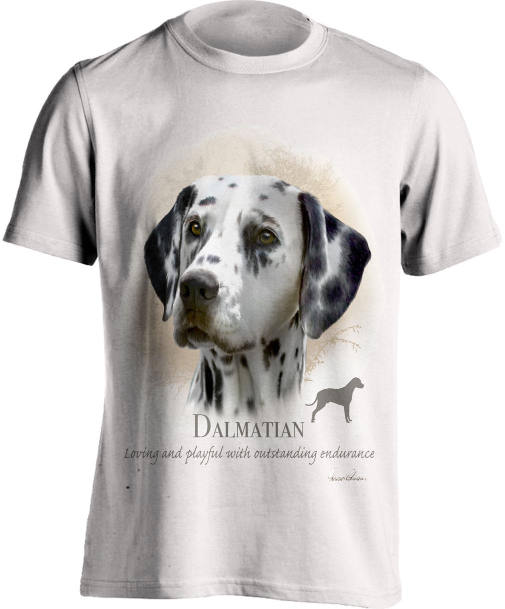 Dalmatian T Shirt