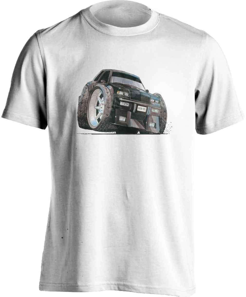 Koolart Buick Gnx Black–1121 Child's T Shirt