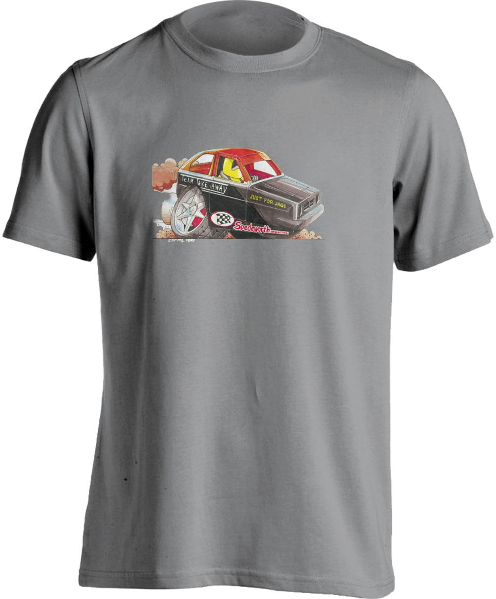 Koolart Robin Stock Car 1305 T Shirt