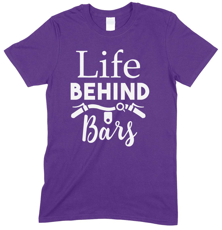 Life Behind Bars - Cycling Unisex T Shirt