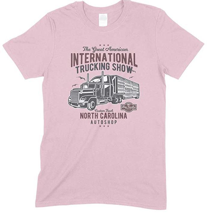 The Great American International Trucking Show Men's T-Shirt