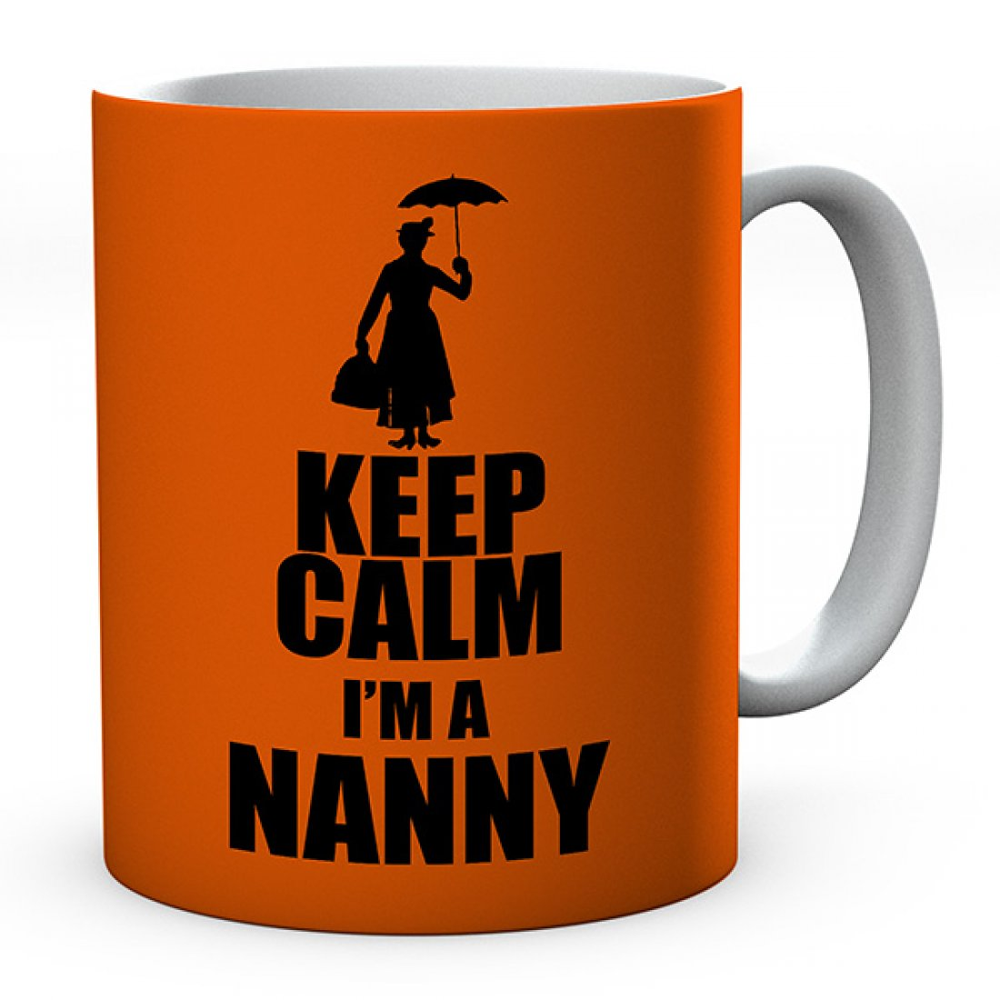 Keep Calm I'm A Nanny Ceramic Mug
