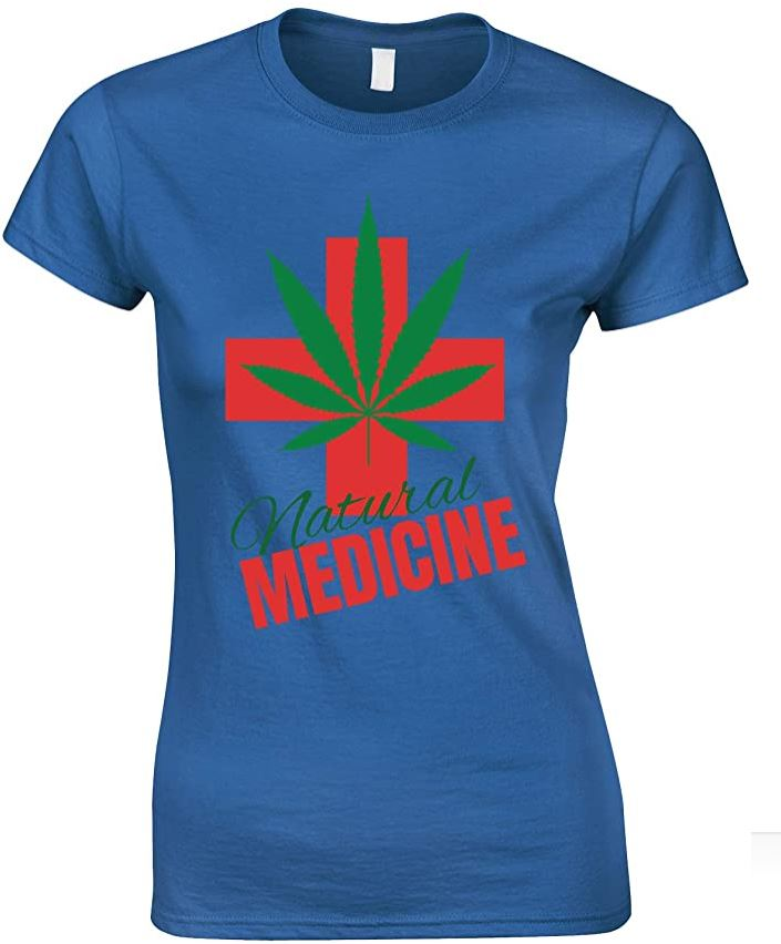 Natural Medicine - Ladies T Shirt