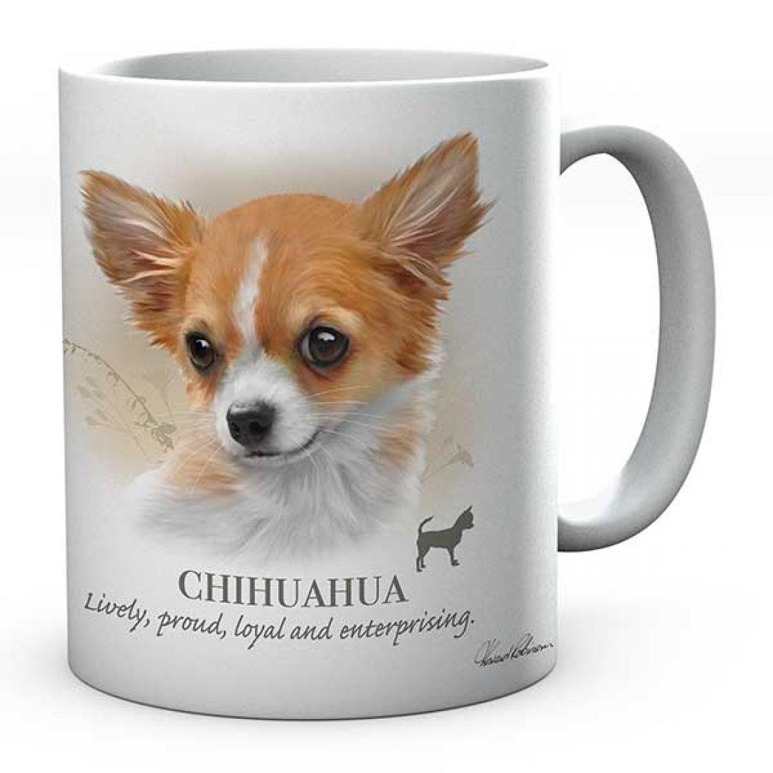 Personalised Chihuahua Dog Mug