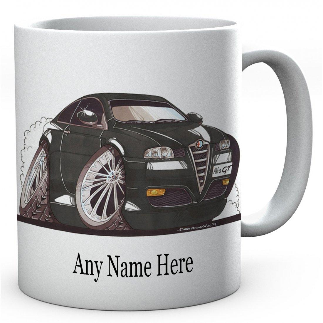 Personalised GT (2352) Mug
