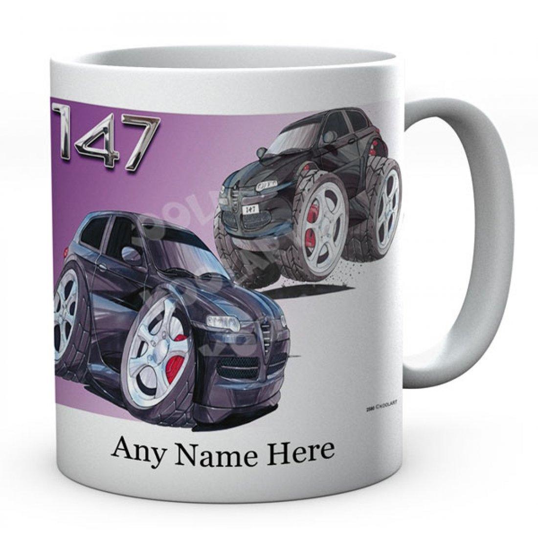 Personalised Koolart  ROMEO 147 (2580) Ceramic Mug