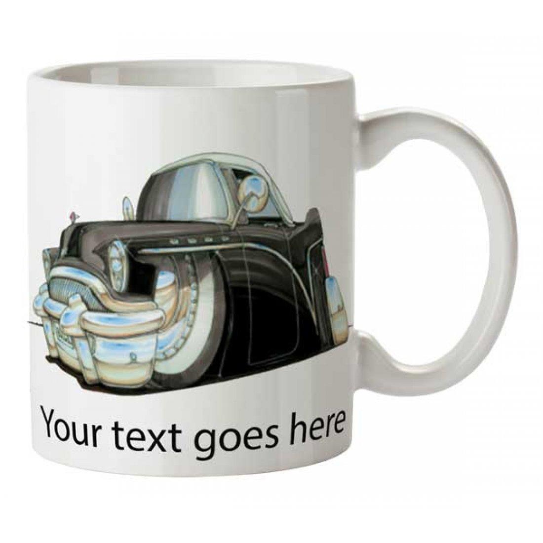 Personalised Koolart Buick Coupe (0881) Mug