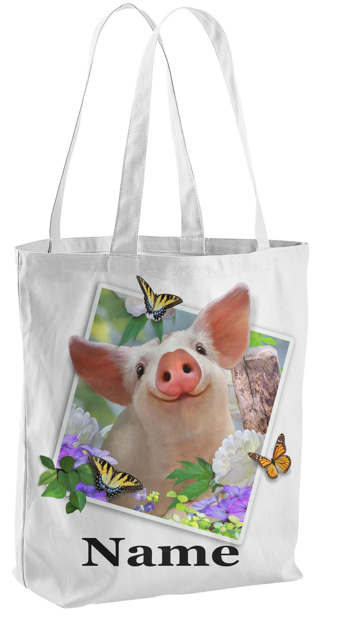 Piglet Tote shopping Bag