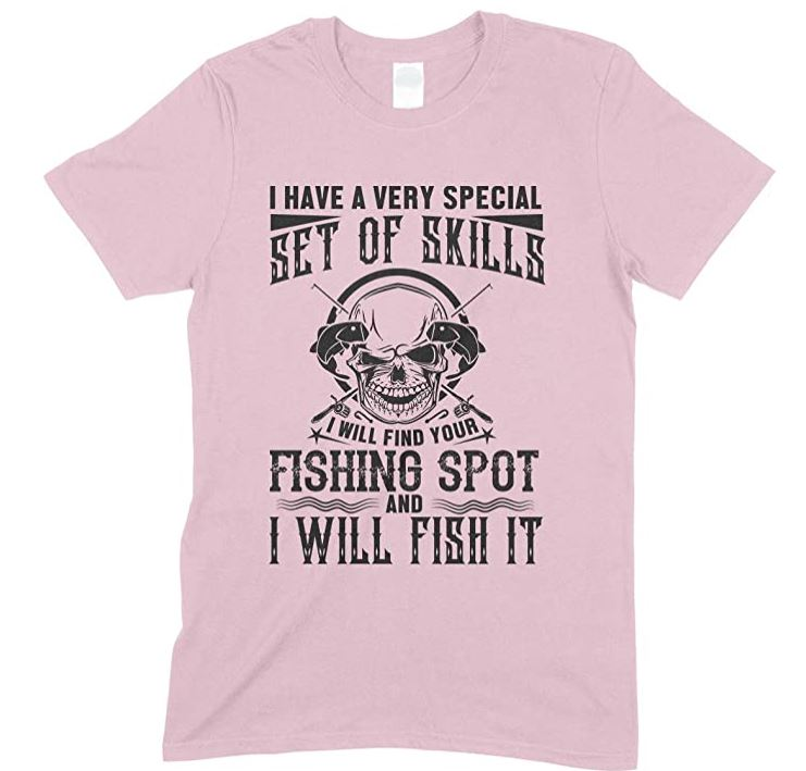I Have A Very Special Set of Skill -Adults Unisex T Shirts