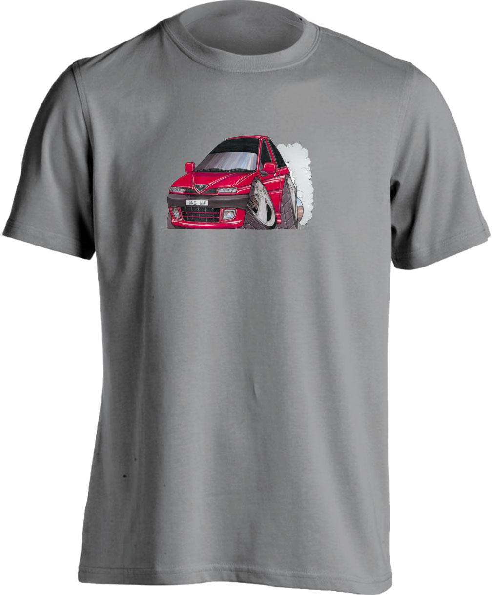 T Shirt Koolart 0353 Red Romeo