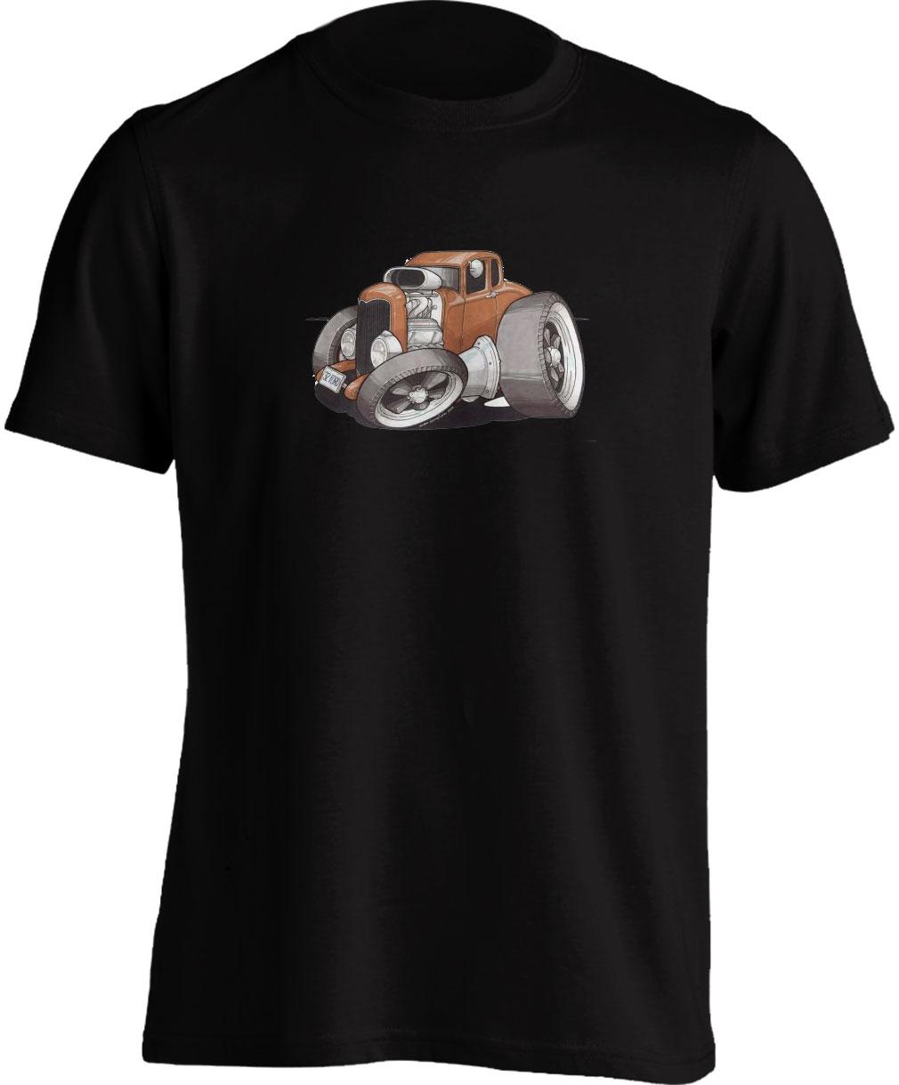 T Shirt Koolart 32 Brown/Orange 3231