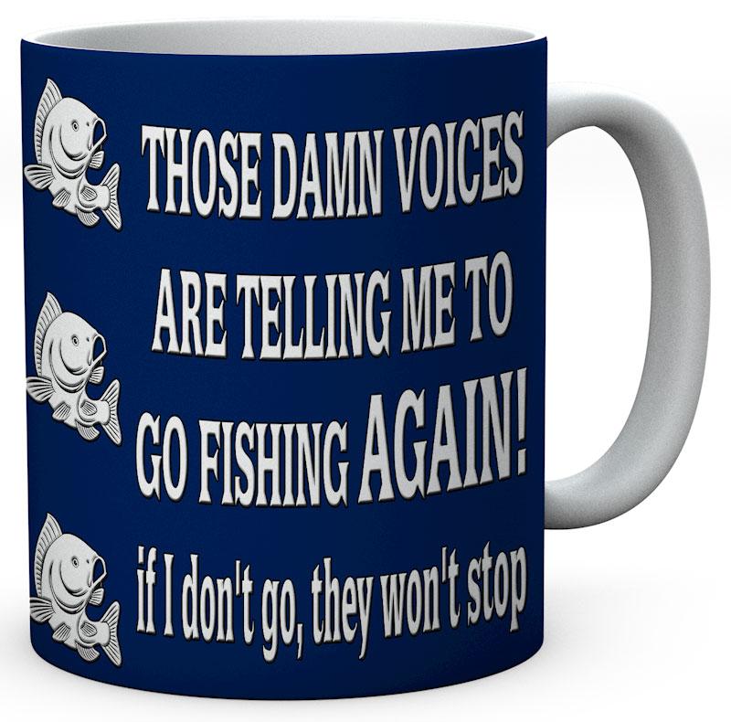 Those Damn Voices