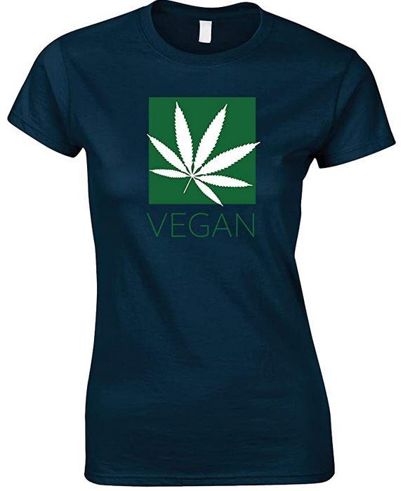 Vegan -  Ladies T Shirt