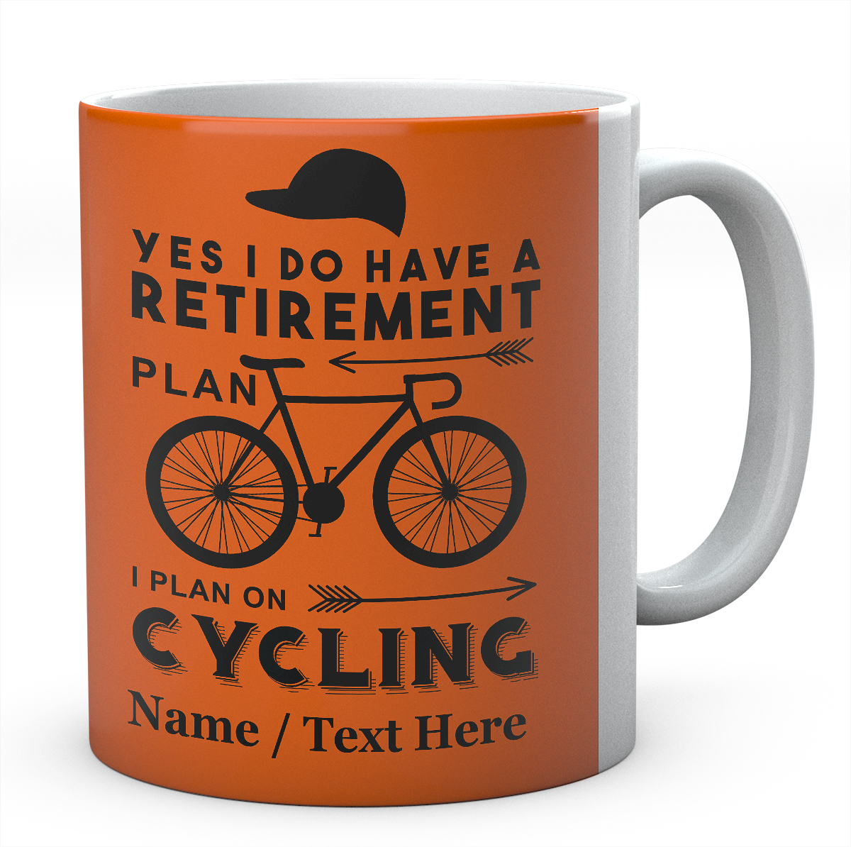 Yes I Do Have A Retirement Plan...Fun Mug